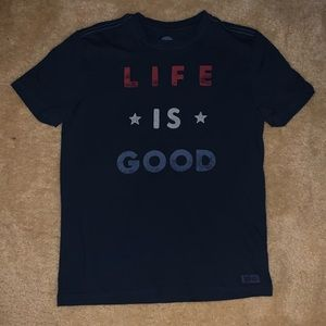 Life is good adult small